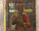 001-868 Икона Александрушка Невский