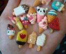 Мороженое для кукол и скрапбукинга