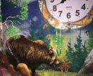 Картина часы (новая)