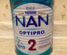 Детская смесь Nan optipro2