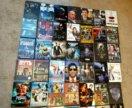 DVD да CD диски с фильмами 0005-09г