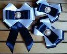 Резинки и галстук ручная работа