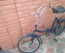Велосипед времен СССР