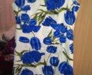 Платье и жакет р.44