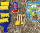 Игрушки новые детские обучающие/развивающие