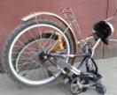 """Велосипед """"Форвард"""" складной."""