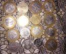 колекционые, монеты