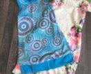 За два платье 350