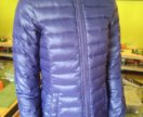 Куртка-пуховик Италия.
