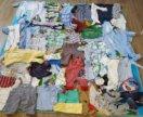 Вещи для мальчика на первый год жизни