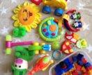 Детские игрушки ( пакетом)