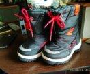 Ботинки ддемисезонные-зимние