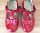 Детские туфли 25разм.