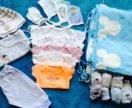 Вещи пакетом на мальчика от 0 месяцев