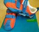 Новые кросовки Benetton