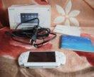 Sony PSP Slim White ( PSP-2008 cw)