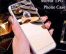 Чехол и стекло iphone 5s