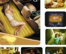 Новый авто-матрас надувной в машину