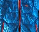 """👍👍👍""""Adidas"""" куртка(зима) и шапка- (рост-152см)"""