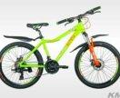 24'' KMS MD280 велосипед 21-скор диск