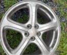 Литье Subaru 5x100 комплект 4 штуки