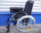 """Новая кресло-коляска для инвалидов """"Старт"""""""