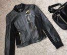 Кожаные куртки Versace Versus Atos Lombardini