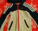 Кофта Adidas р. 128