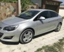 Opel astra j sedan 2013