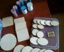 Микробисер и заготовки леска
