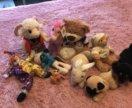 Мягкие игрушки пакетом
