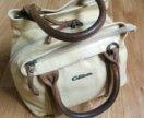 Кожаная сумка Giorgio Ferretti