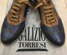 Новые туфли Galizio Torresi Италия