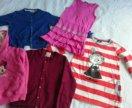 Детская одежда на рост 110 -116