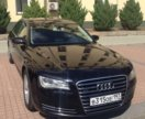 Audi a 8 2011г 3.0 290 л.с