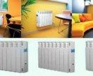парокапельные обогреватели, радиаторы