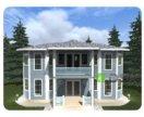Строим роскошные кирпичные дома под крышу!