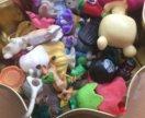 35 киндер игрушек, вместе с коробочкой