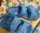 Детские полиуритановые сандалики