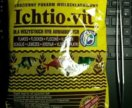 Корм Tropical Ichtio Vit 120 грамм
