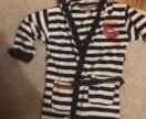 Детские халаты махровые с капюшоном