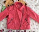 Куртка для девочки в очень хорошем состоянии
