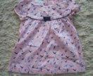 Платье 9-12 мес.