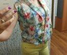 Яркая блузка 44-46 размера