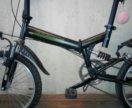 Французский складной велосипед
