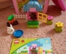 Lego duplo конструктор для девочки