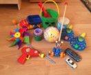 Пакет игрушек для улицы