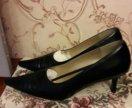 Туфли кожа р. 39