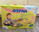 Напольный пазл для малышей Step Puzzle новый