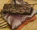 Костюм, рубашка, сумка)